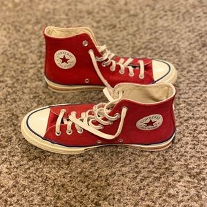 Converse Chuck 70 Red NEW WITHOUT TAGS OR BOX